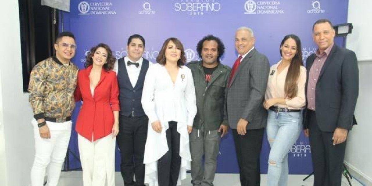 "219 postulaciones se disputan la estatuilla de ""Premios Soberano 2019"""