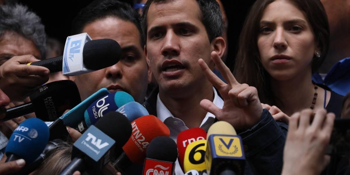 Venezuela: Juan Guaidó convoca protestas para exigir que militares permitan entrada de ayuda