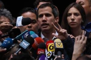 Juan Guaidó convoca protestas para exigir que militares permitan entrada de ayuda