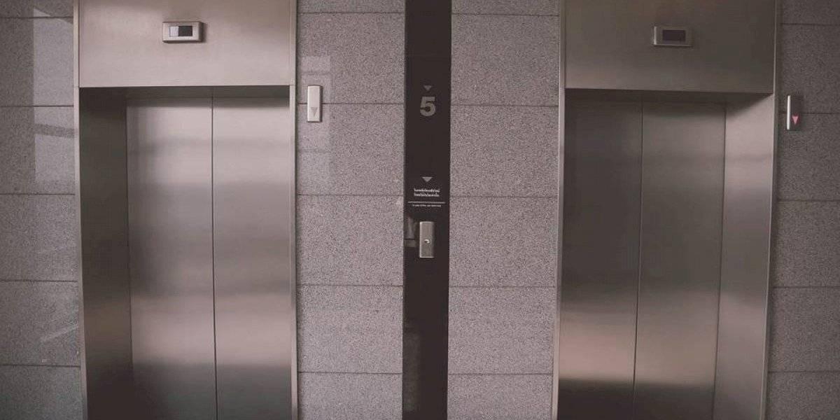 Las curiosidades de viajar en un elevador