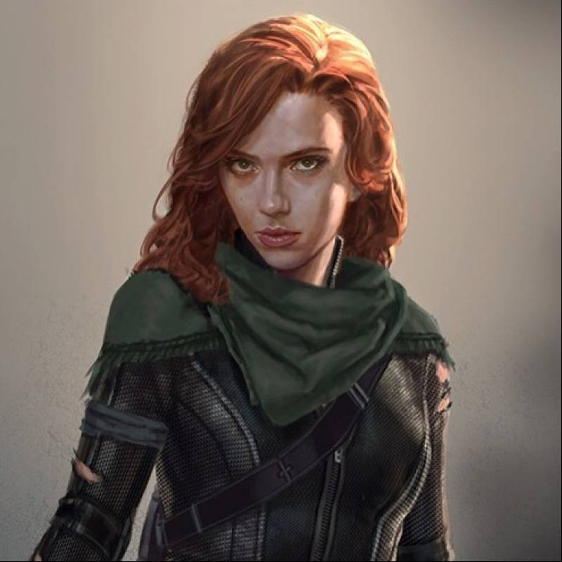 Andy Park Art: http://andyparkart.tumblr.com/post/180656431799/heres-a-close-up-of-one-of-the-black-widow