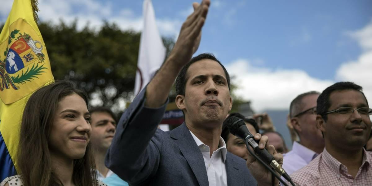 """Venezuela: Juan Guaidó """"ordena"""" el traspaso de cuentas en el exterior para evitar """"saqueo"""""""