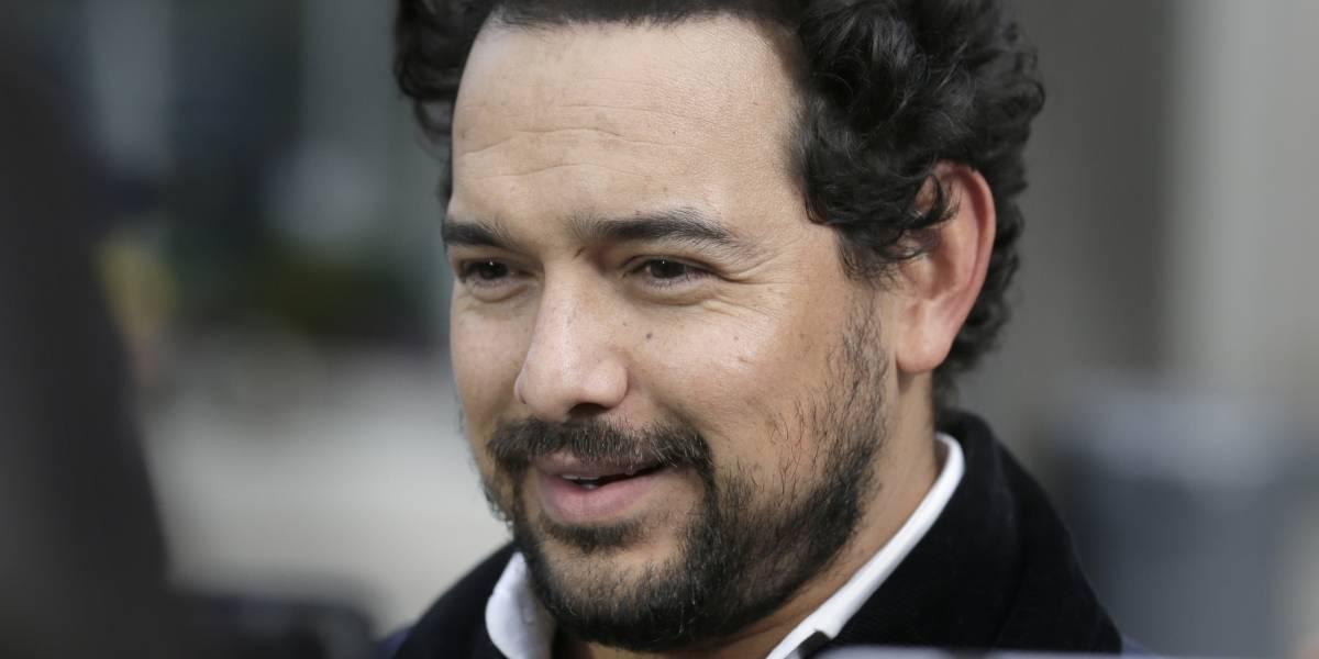"""La reacción de """"El Chapo"""" Guzmán al encontrarse con el actor que lo interpreta en """"Narcos"""" de Netflix"""