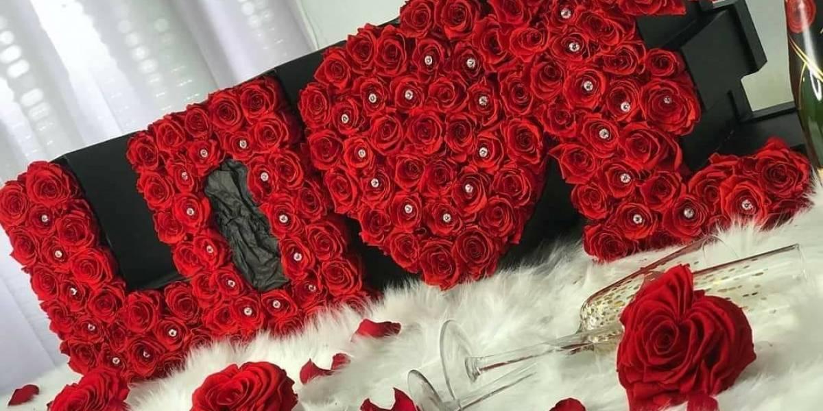 Arreglos de flores para San Valentín ¿cómo escoger las mejores de acuerdo a tu tipo de relación?