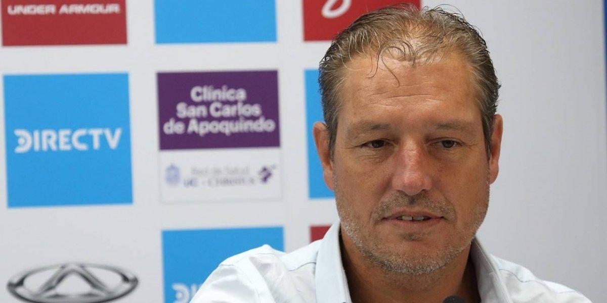 Buljubasich afirmó que Buonanotte no se mueve de la UC y le respondió a la U por el caso Vargas