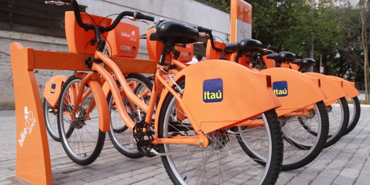 Aplicativo de bike compartilhada mostrará ciclovias disponíveis por região