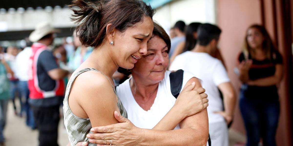 Governo distribui 300 chips de celular para famílias de desaparecidos em Brumadinho