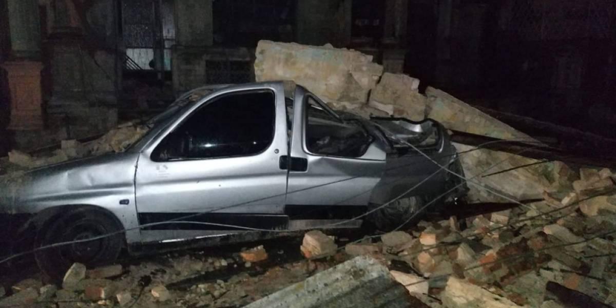 Tragedia en Cuba: tornado deja al menos tres muertos y 174 heridos en La Habana