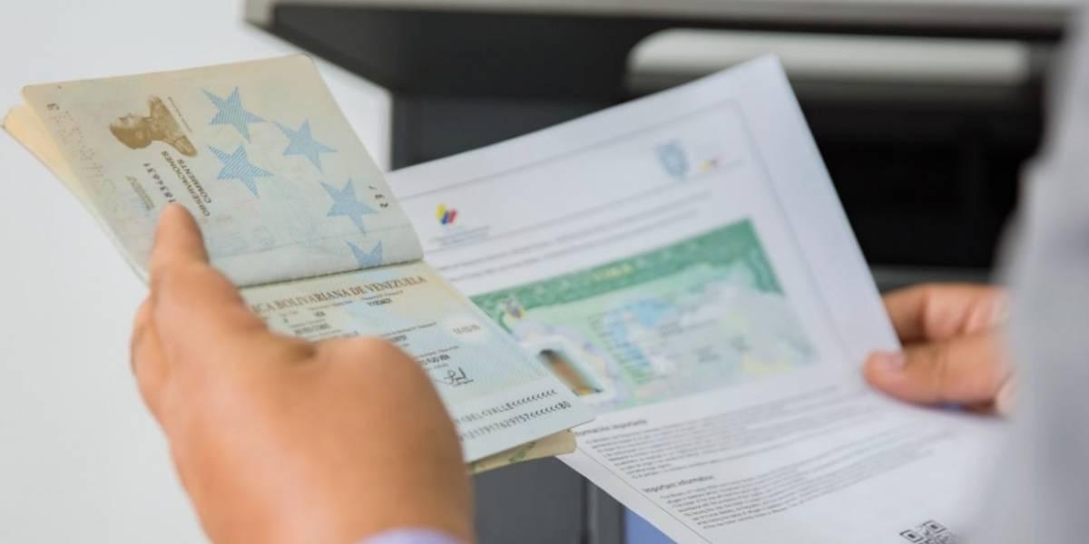 Más de 100 visas electrónicas entregó a extranjeros la Cancillería