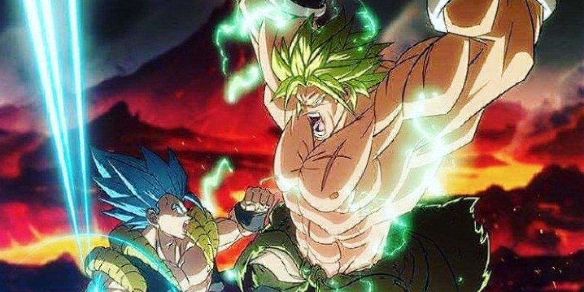 Se revelan escenas inéditas de Dragon Ball Super: Broly