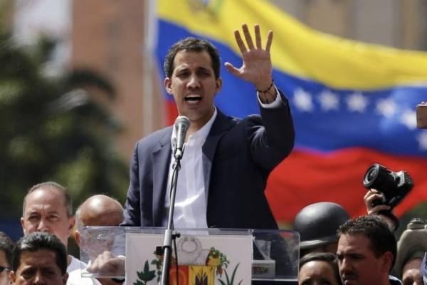 Países de la Unión Europea reconocen a reconocen a Guaidó