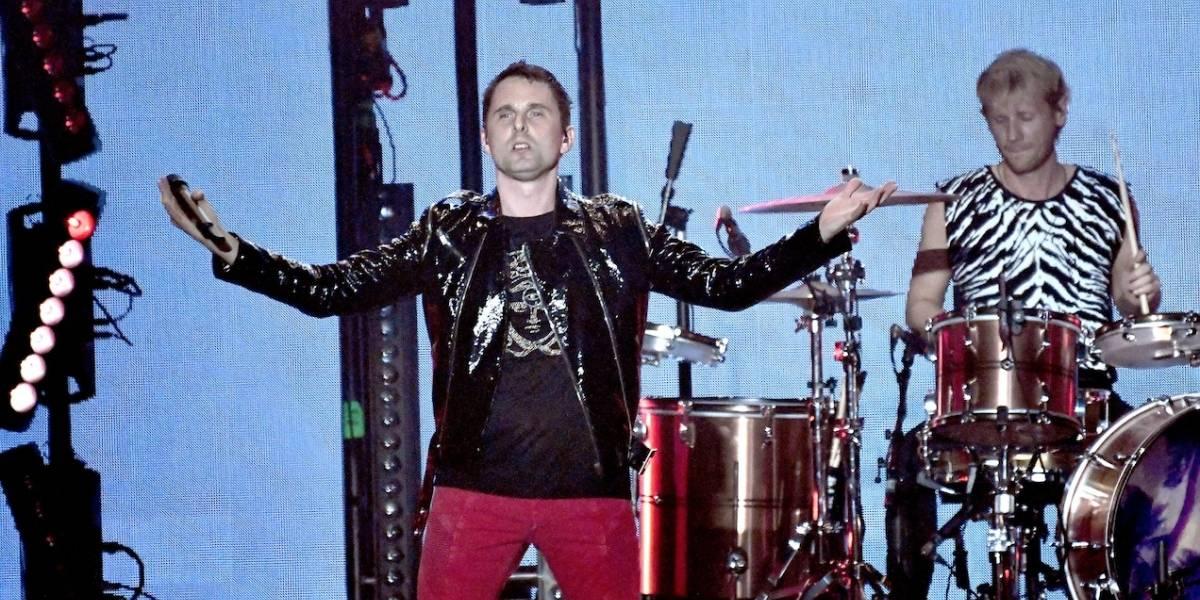 Muse anuncia concierto en México