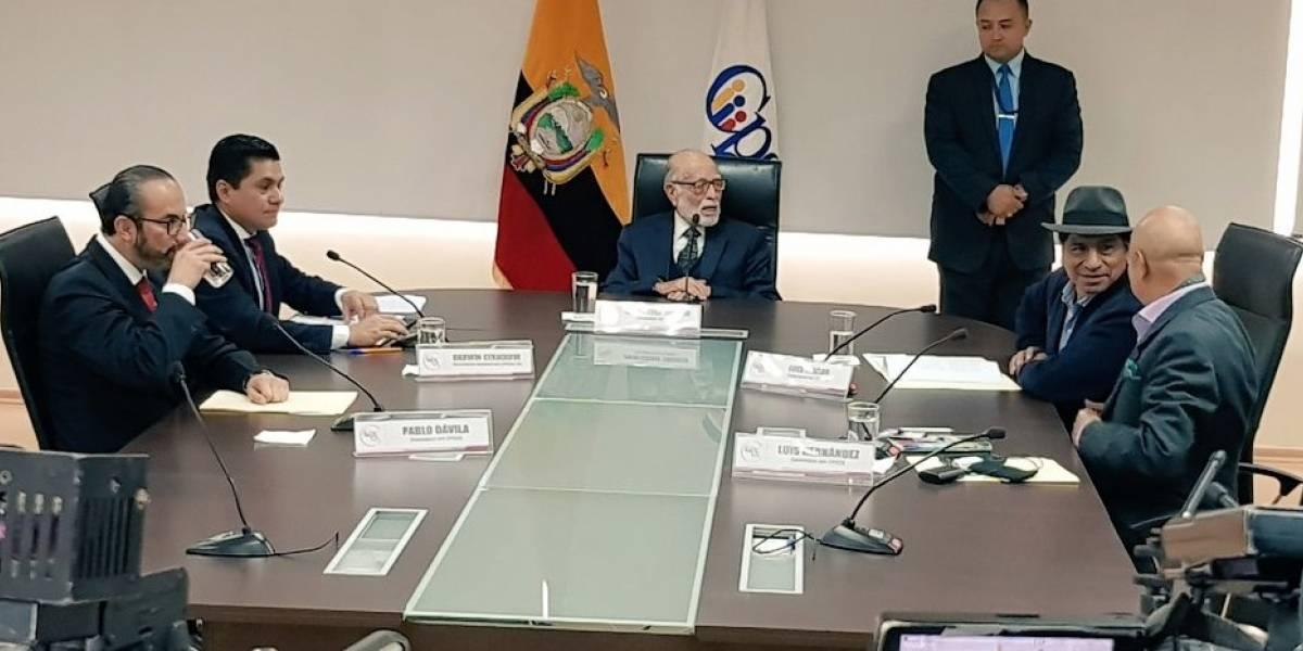 CPCCS Transitorio: Rafael Correa reacciona ante la nueva Corte Constitucional de Ecuador