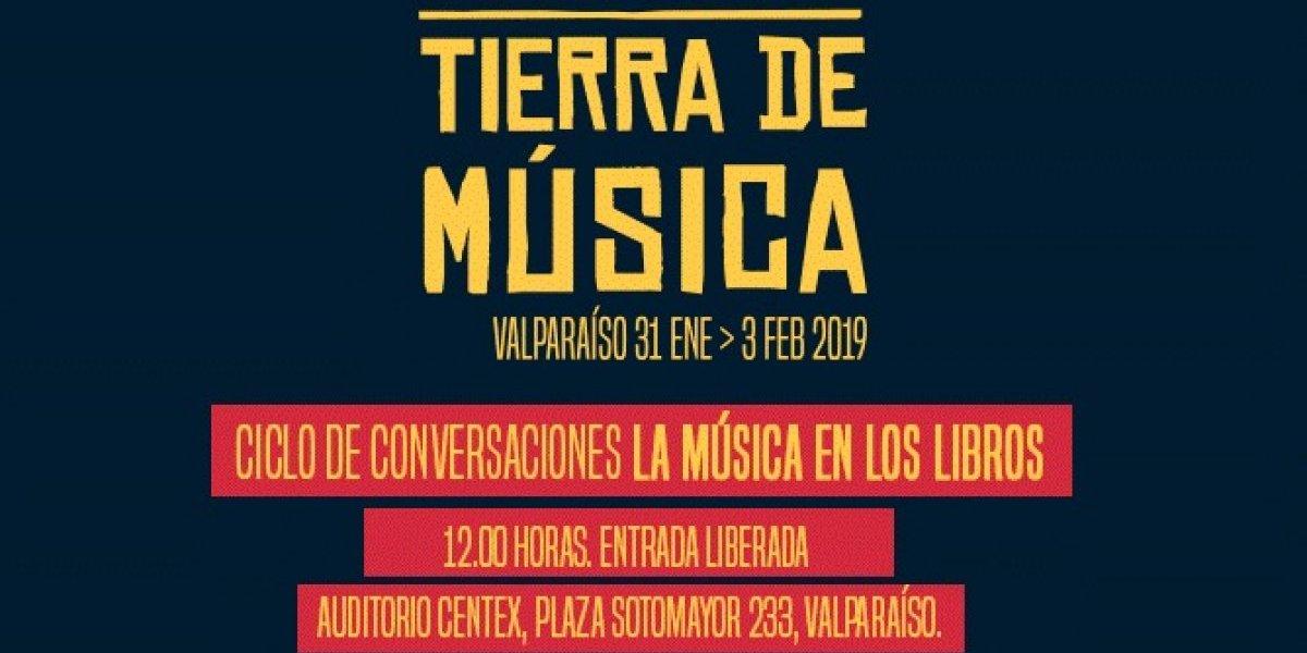 Festival Rockódromo 2019 presentará ciclo de cinco libros sobre música en Chile