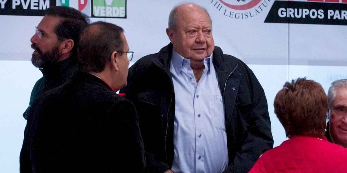 Carlos Romero Deschamps: rechazamos a Manuel Limón: Lourdes Díaz Cruz