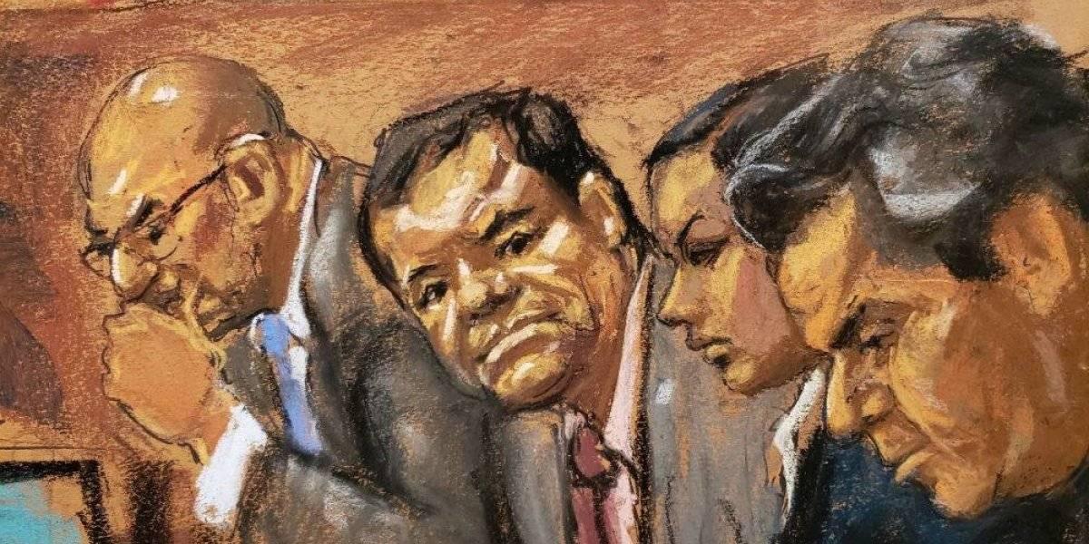 El Chapo pide a juez destituir a su abogado Eduardo Balarezo