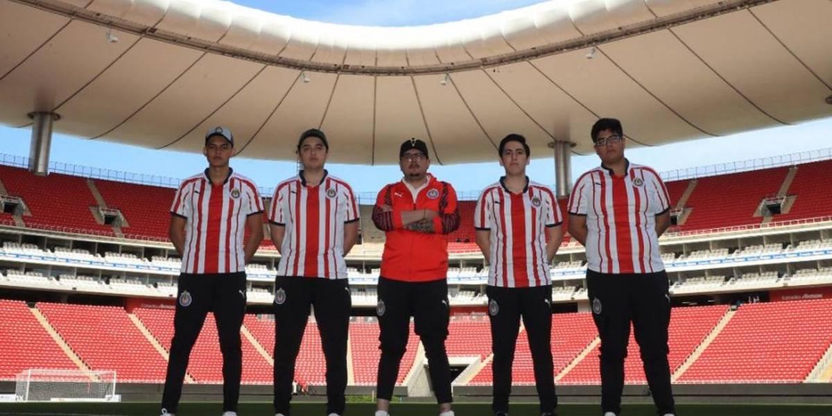 México: Chivas incursiona en los esports con su equipo de Clash Royale