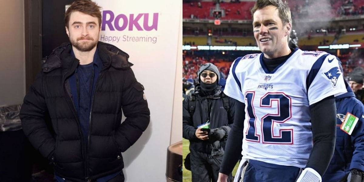 Super Bowl 2019: Daniel Radcliffe declara torcida contra Patriots por causa de posição política de Tom Brady