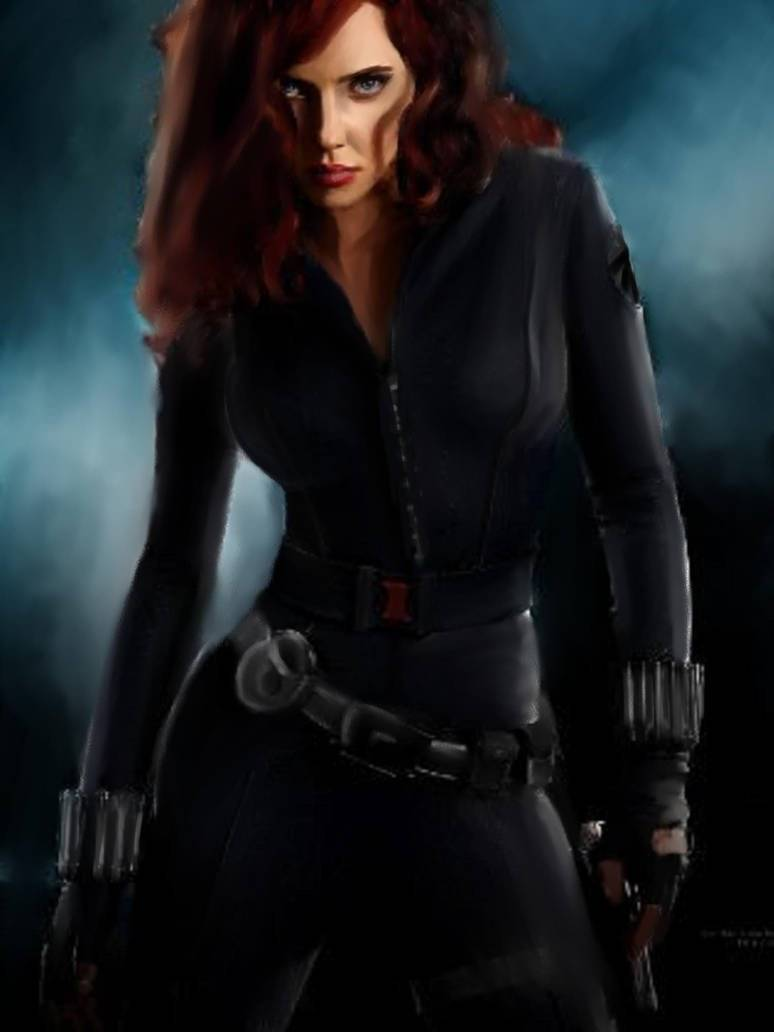 DTrigger: https://www.deviantart.com/dtrigger/art/Black-Widow-308043180