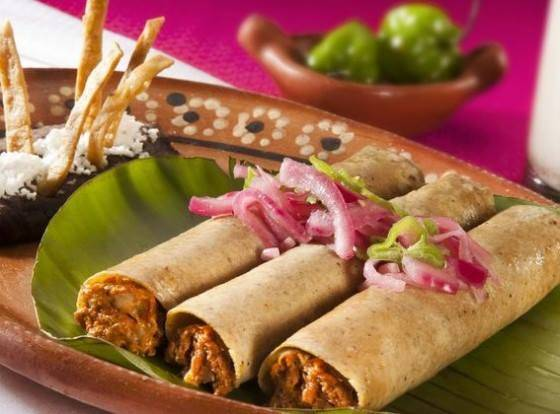 México tacos saludables