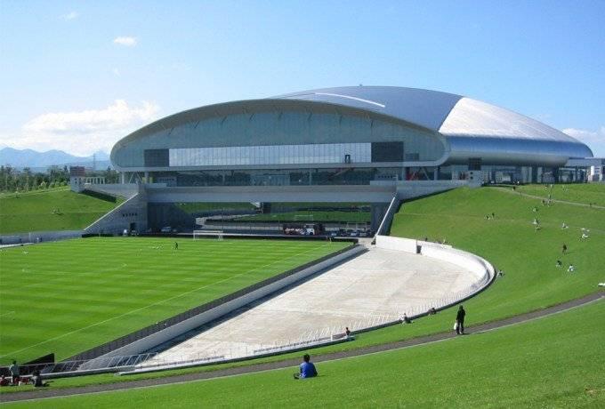 futbol tecnología estadios