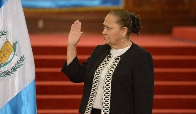 La fiscal general ha mencionado que es una mujer de Derecho. Foto: Publinews