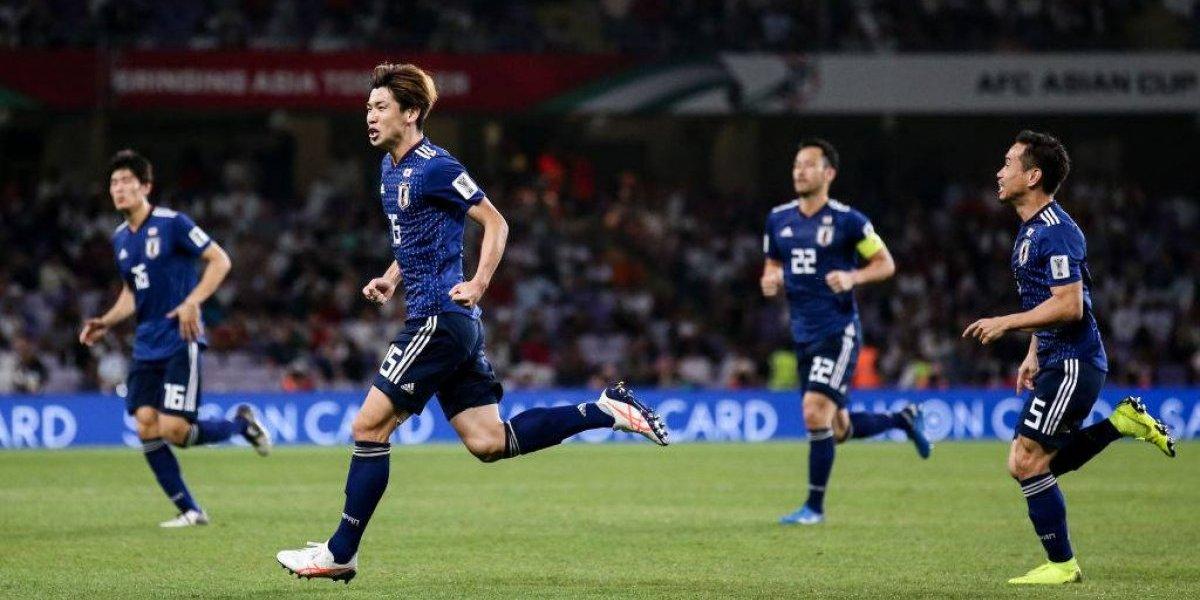 """Le """"mete miedo"""" a Chile: Japón se instala en la final de la Copa de Asia con una avasalladora campaña"""