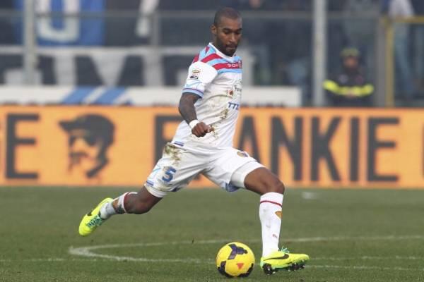 Rolín tuvo un destacado paso por el Catania en Italia /Imagen: Getty Images