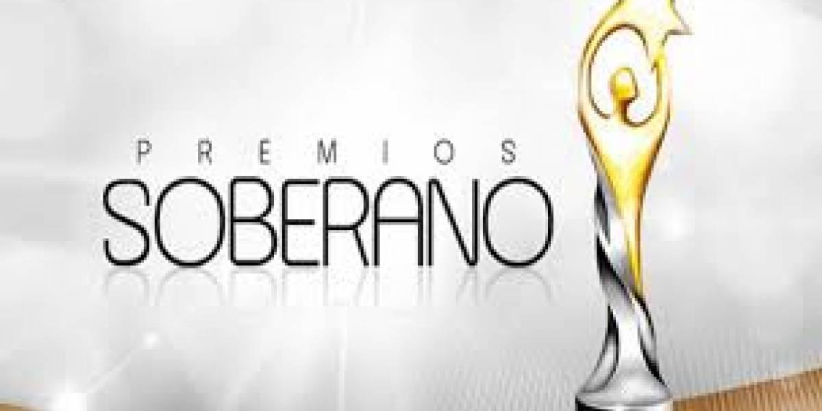 Premios Soberano 2019: Y los nominados son...