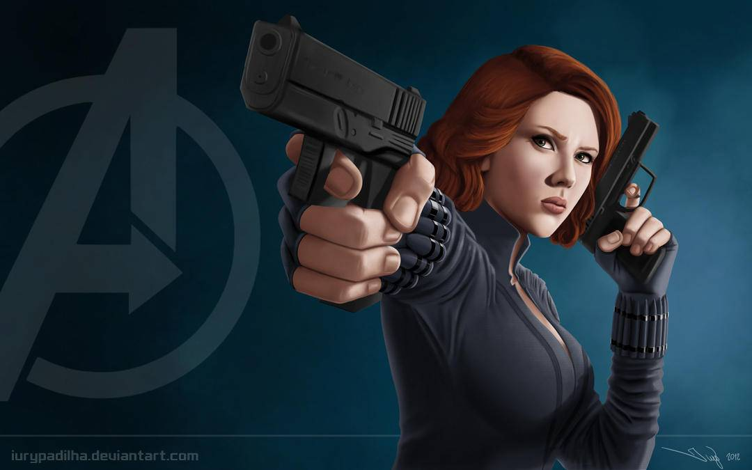 iuripadilha: https://www.deviantart.com/iurypadilha/art/The-Avengers-Black-Widow-301775684