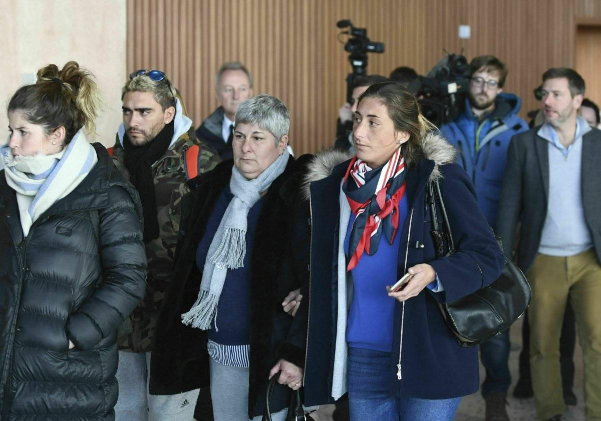 Familia de Emiliano Sala comienza su propia búsqueda aérea