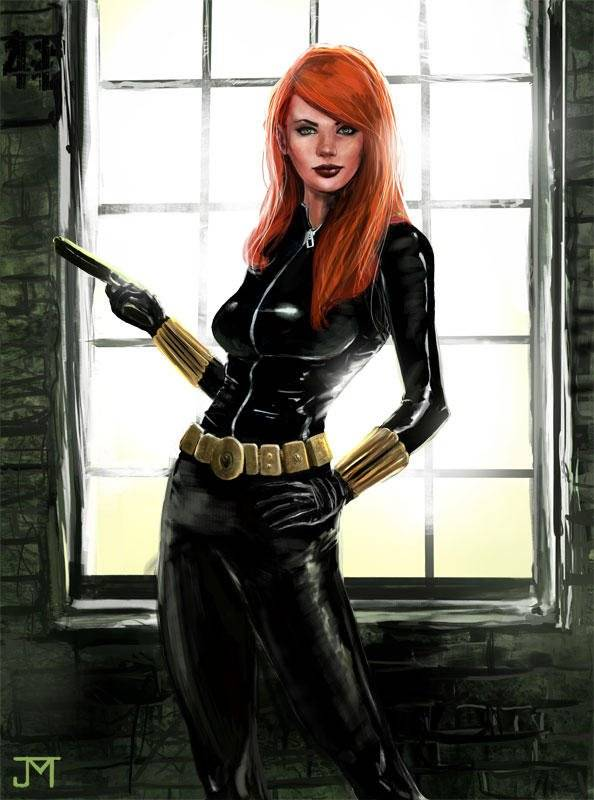 Manji675: https://www.deviantart.com/manji675/art/Black-Widow-110090032
