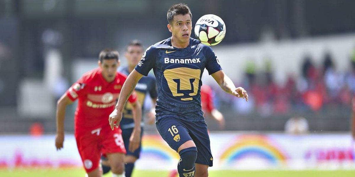 Marcelo Alatorre criticó llegada de Bruno Marioni a Pumas