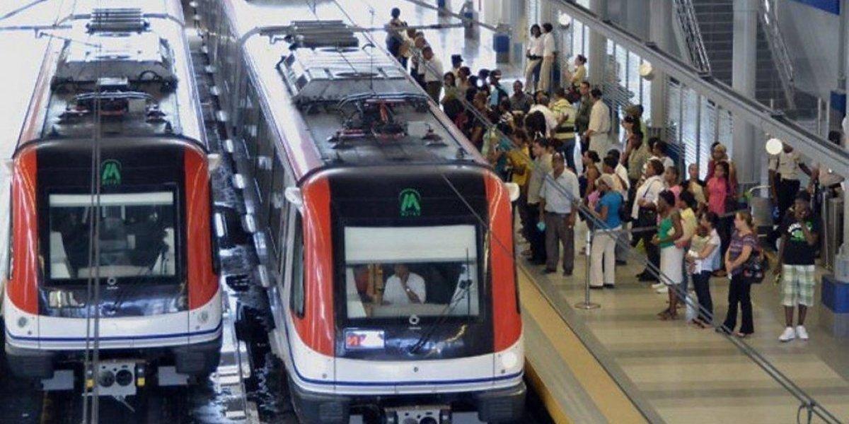 Metro Santo Domingo transportó más de 515 millones pasajeros en sus 10 años