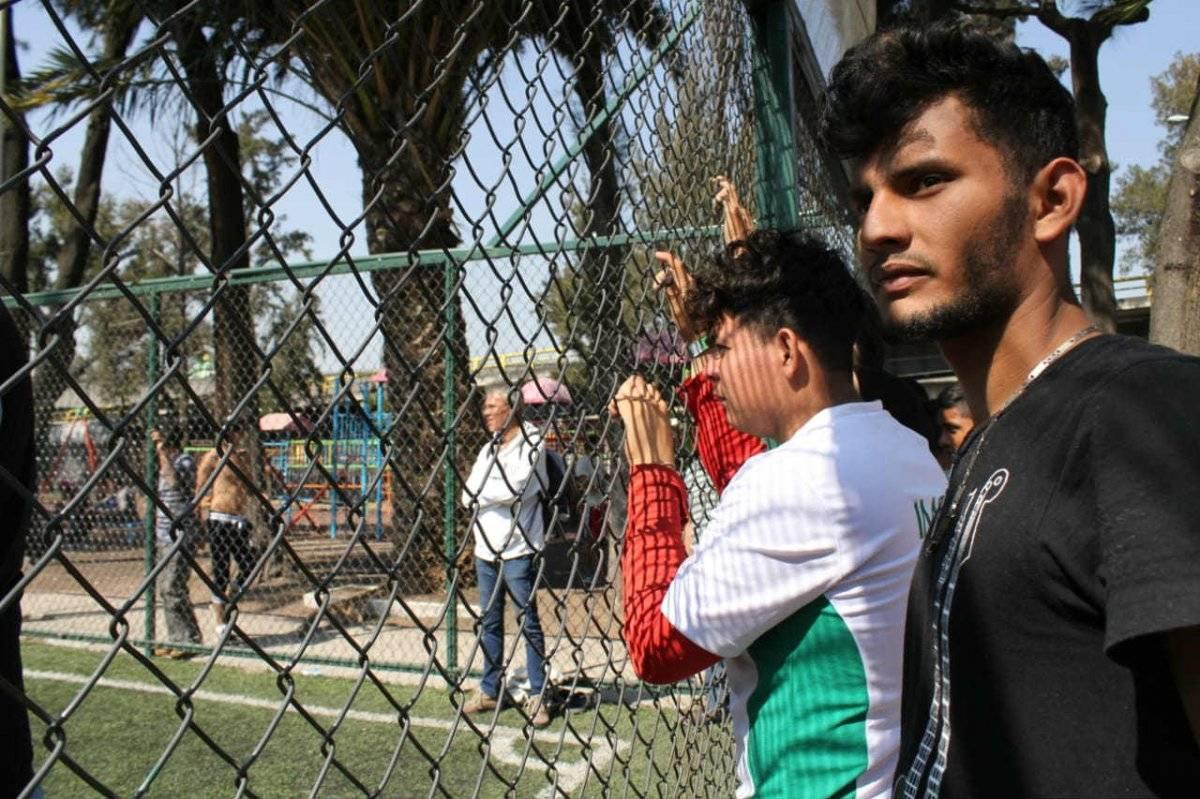 Hay coordinación con el Gobierno Federal para apoyar a los migrantes. Foto: Nicolás Corte | Publimetro