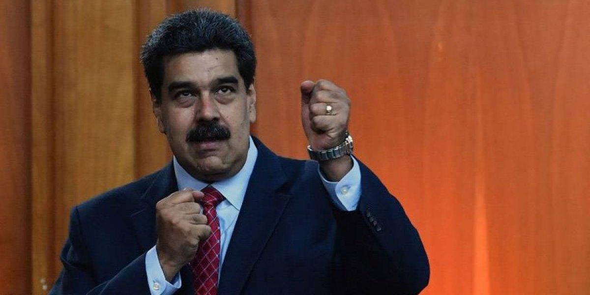 Maduro anuncia acciones legales contra EE. UU. por sanciones petroleras