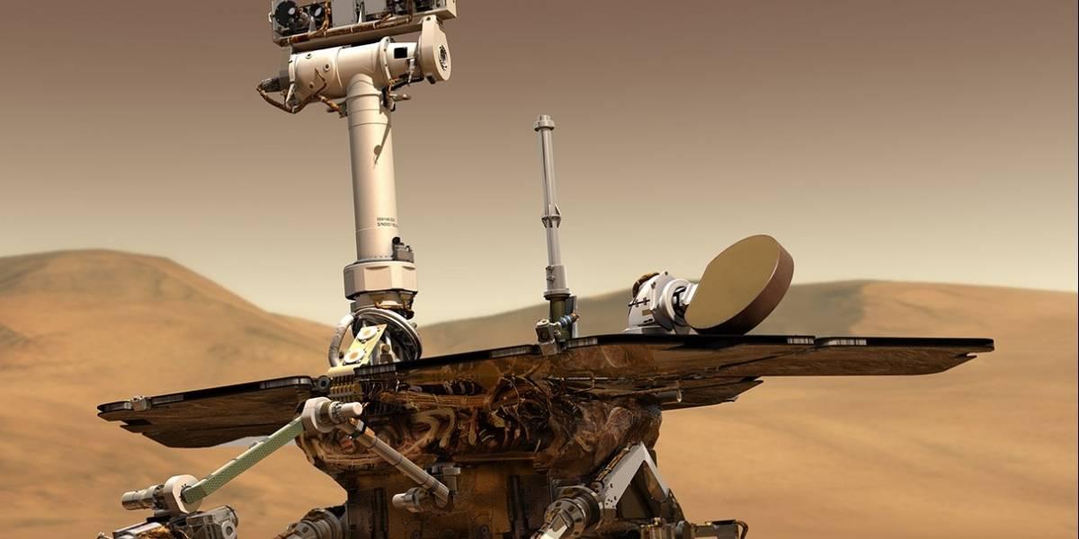"""Temen lo peor: Rover de la NASA en Marte podría haber """"muerto"""""""