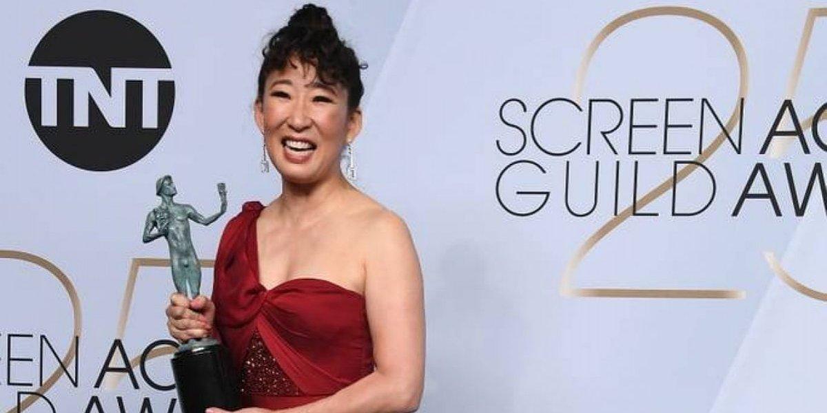 SAG Awards 2019: Sandra Oh ganha mais um prêmio por atuação em 'Killing Eve' e se emociona durante discurso