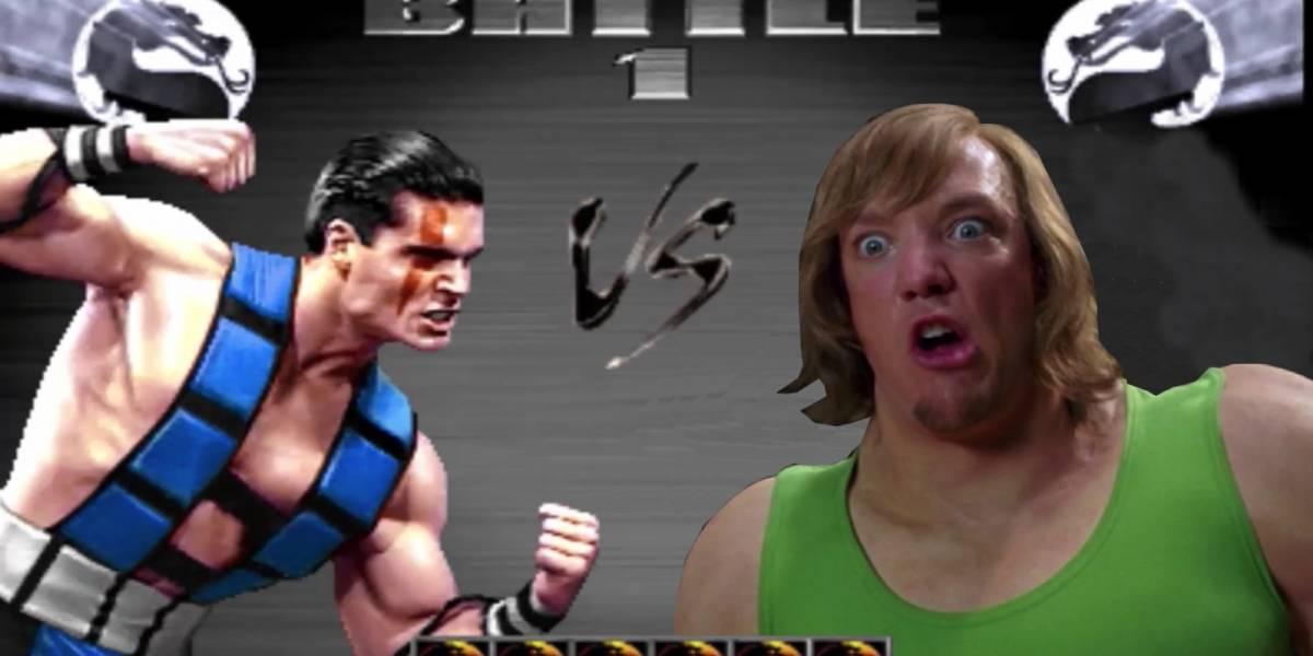 Mortal Kombat 11 recibe petición de fans para incluir a Shaggy de Scooby Doo