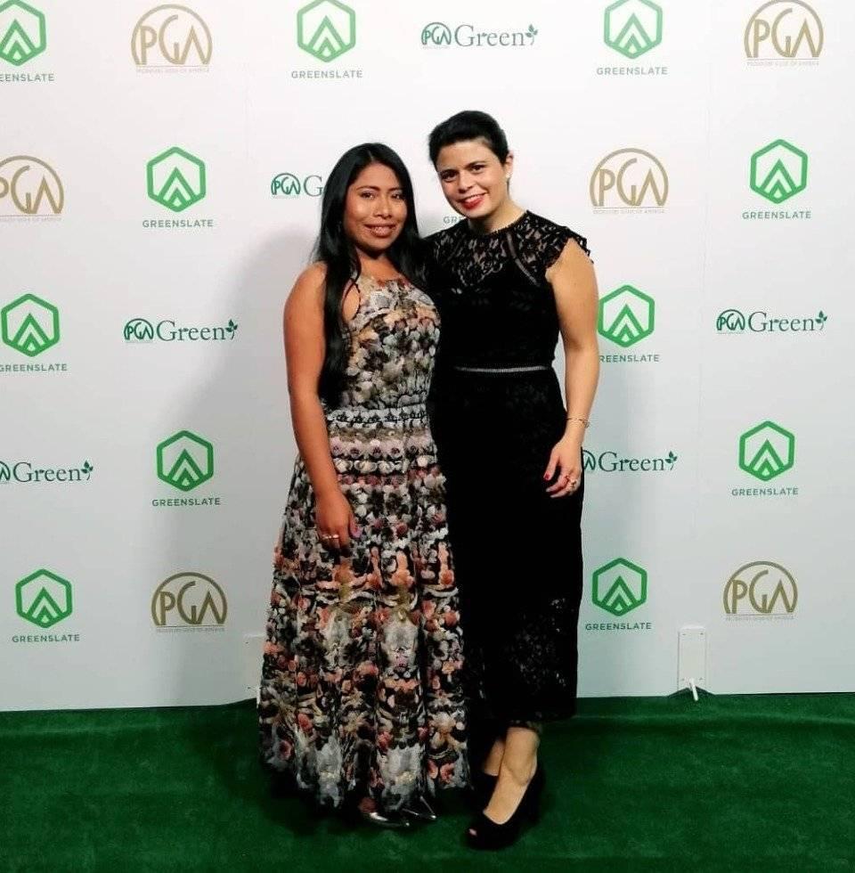 Yalitza Aparicio premios Oscar