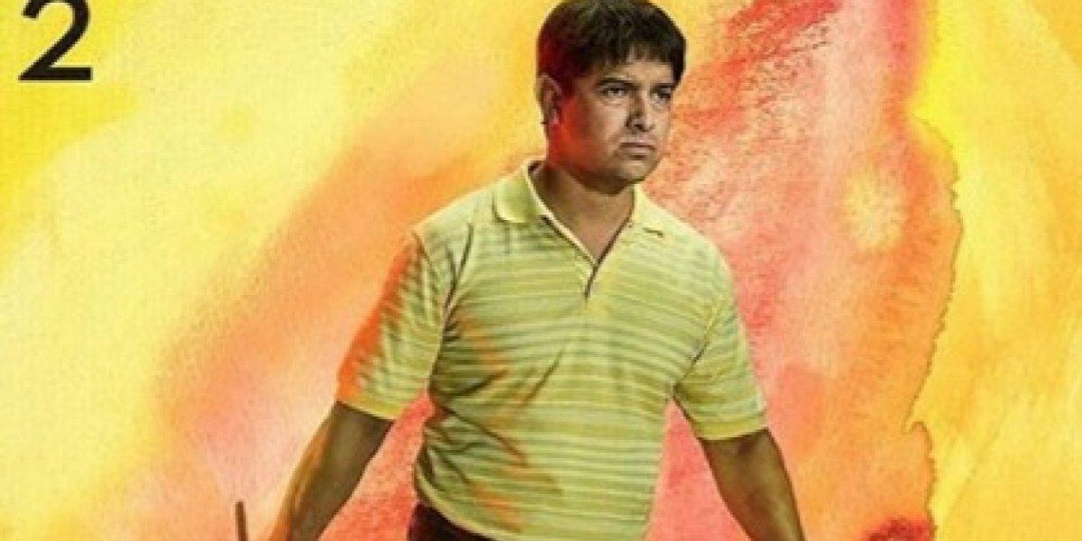 """Actor que interpreta a """"El Chapo"""" asiste a su juicio"""