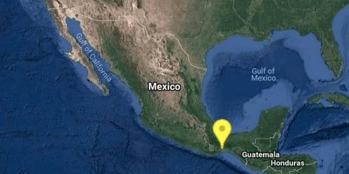 Dos sismos de magnitud mayor a 5 sorprenden a Oaxaca