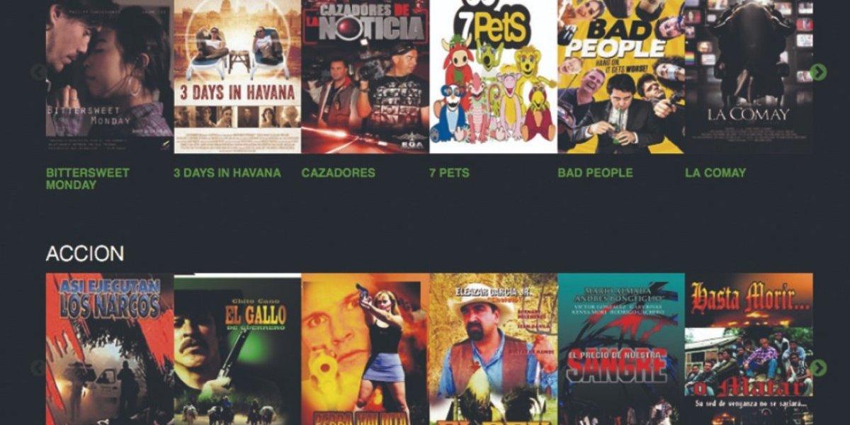 Nuevo servicio 'streaming' para latinos