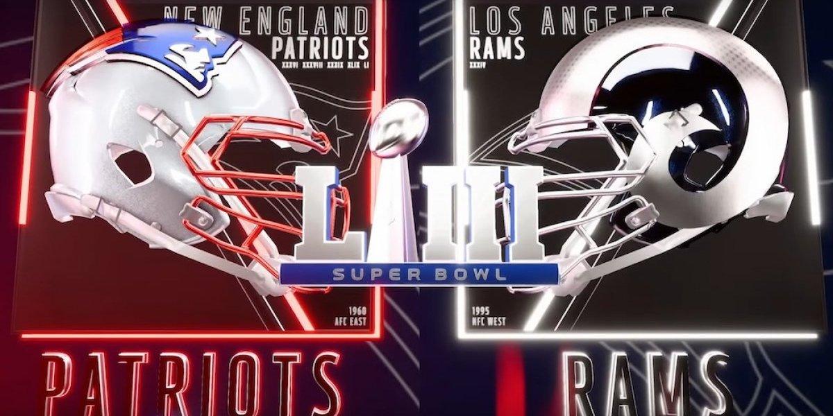 Madden NFL predice al ganador del Super Bowl LIII