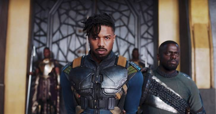 Black Panther 2 killmonger