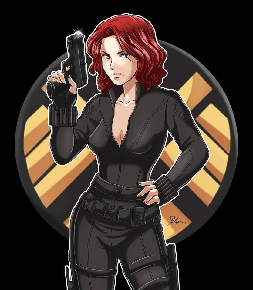 Studio Kawaii: https://www.deviantart.com/studiokawaii/art/Natasha-Romanoff-Black-Widow-348950197