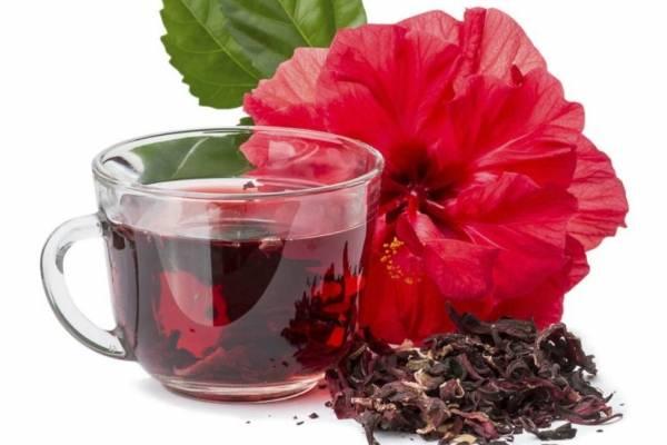 Quema grasa y desínchate con el té de hibisco