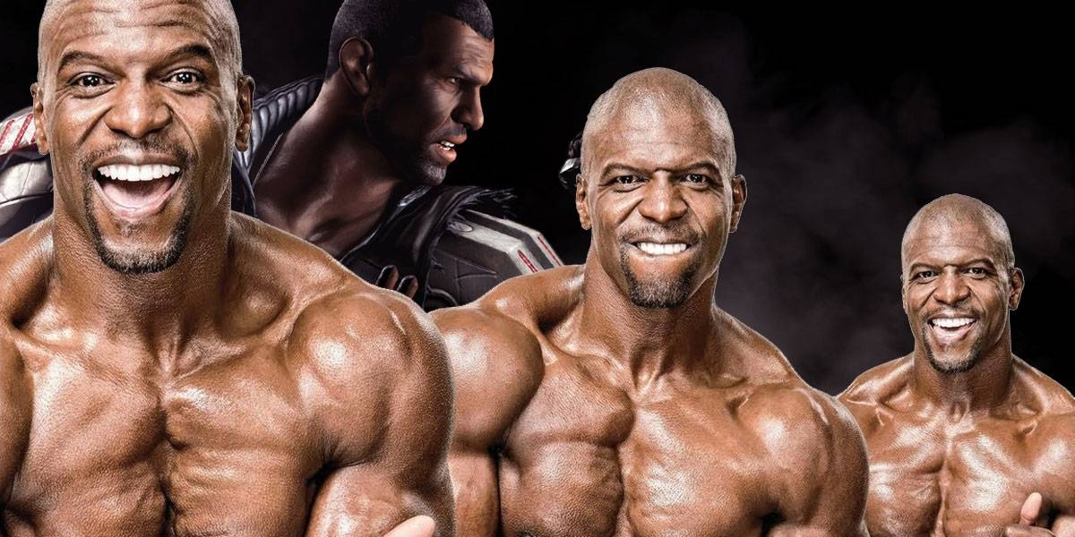 ¿Fatality?: Terry Crews quiere ser Jax en Mortal Kombat 11