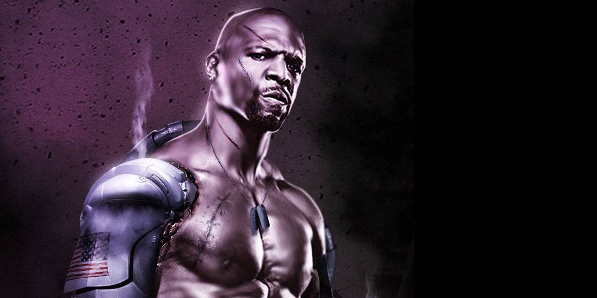 Terry Crews desea ser Jax en Mortal Kombat 11