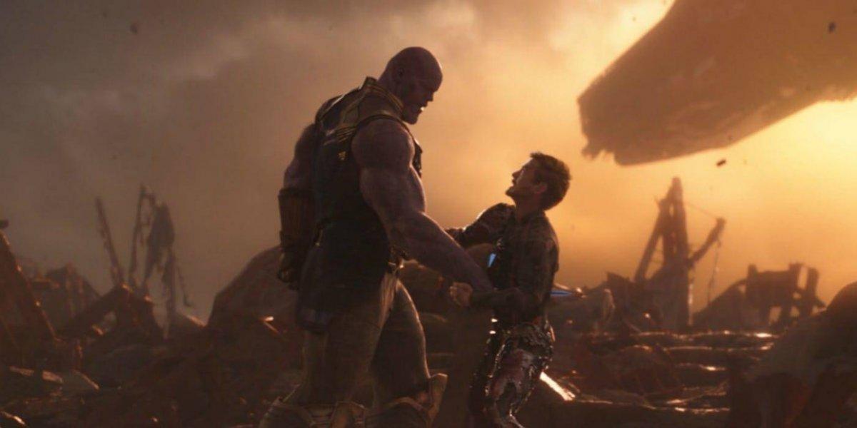 Por esto Thanos conocía de la existencia de Tony Stark